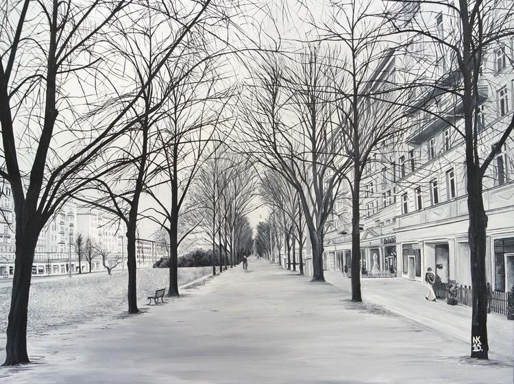 Winter in East Berlin - Image 0