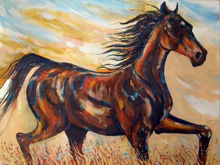 Wild Stallion - Image 0