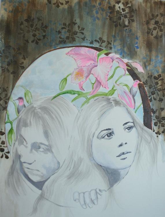 2 Girls - Image 0