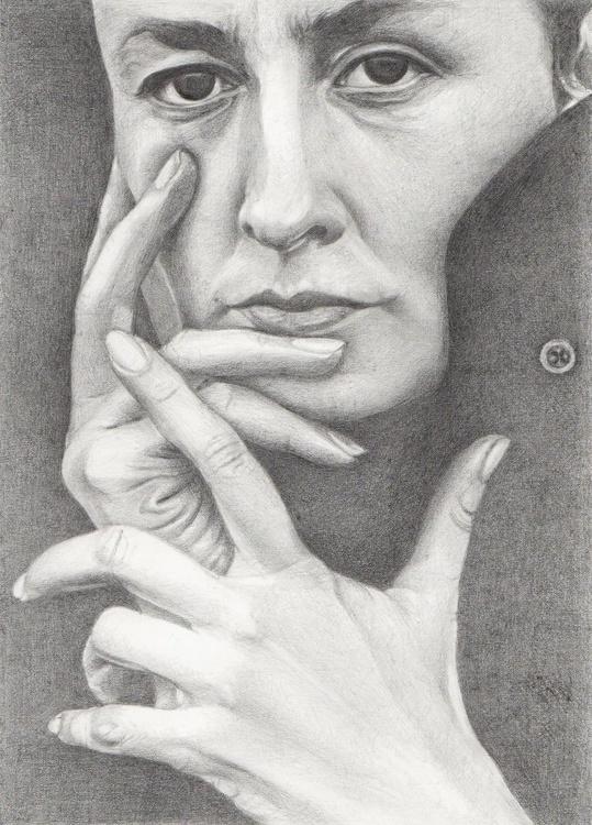 GEORGIA O'KEEFFE  Great American Painter - Image 0