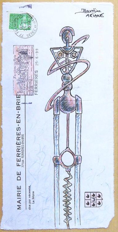 Ariane (sketch) - Image 0