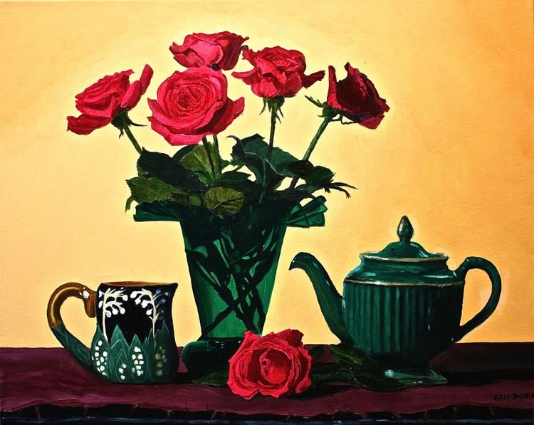 Tea Roses - Image 0