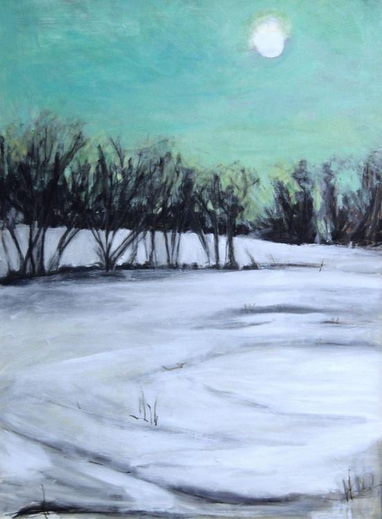Long Winter, January 2014 - Image 0