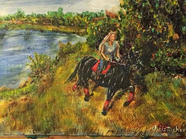 Andrea Riding -