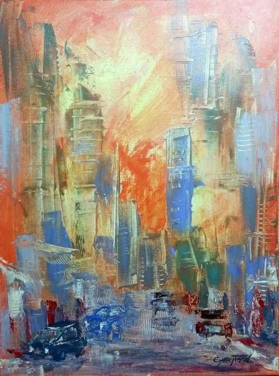 A Big City -