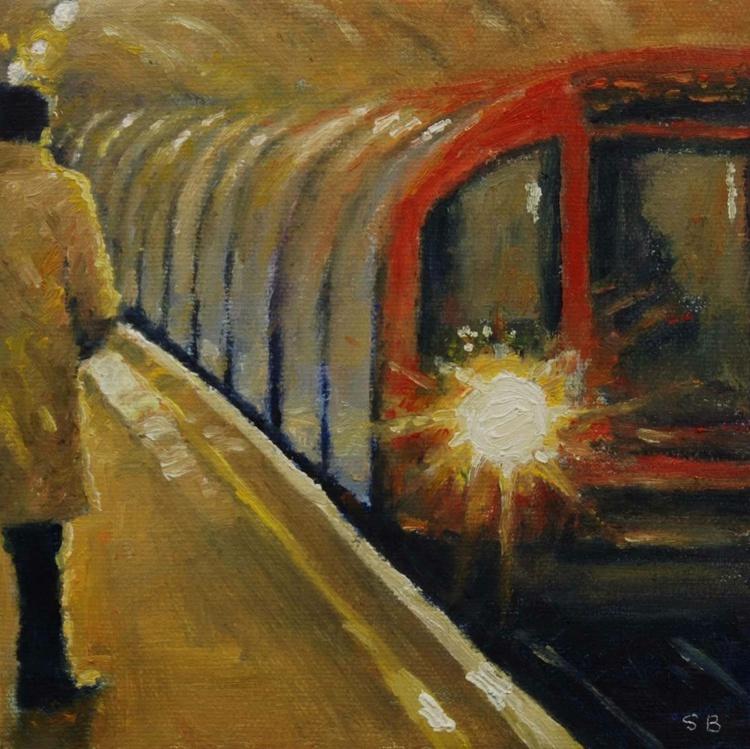Late night tube. - Image 0