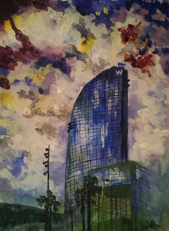 Barcelona Skylines | Los Cielos en Barcelona