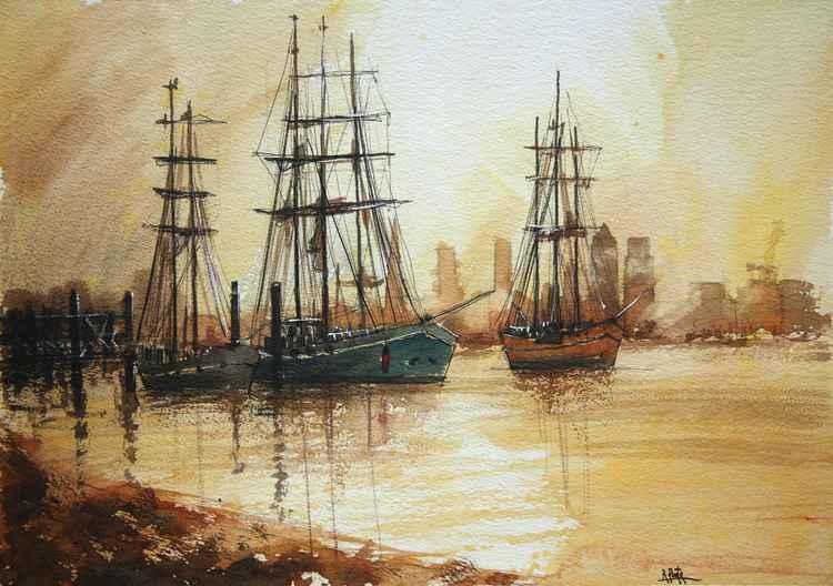 Royal Greenwich Tall Ships Festival 2015