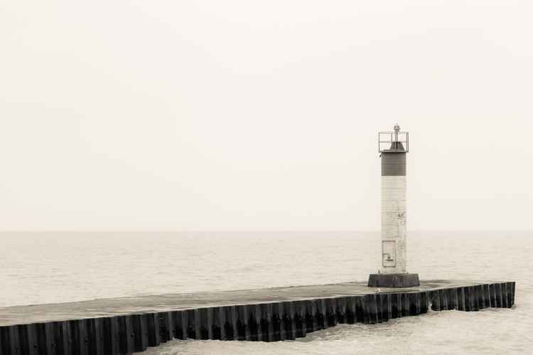 Erie Pier -