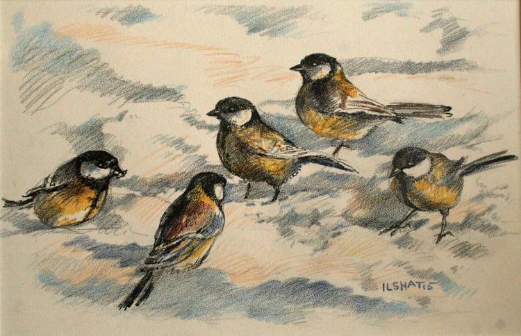 Birdies. - Image 0