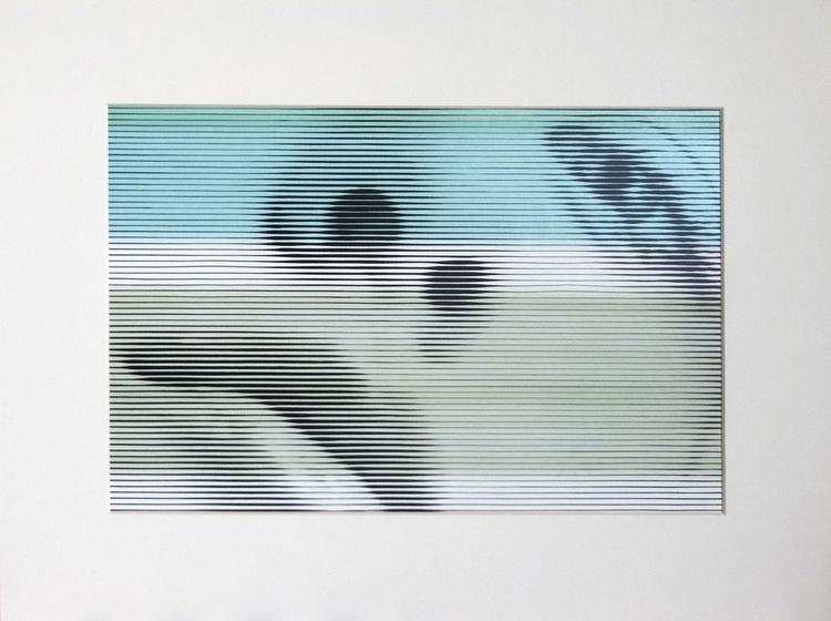 Pastel Woman - Image 0