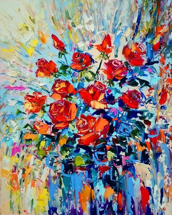 Wonderful roses - Image 0
