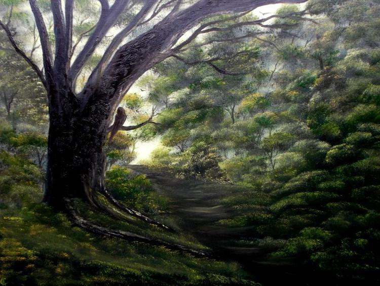 Woodlands Observer. Sold. - Image 0