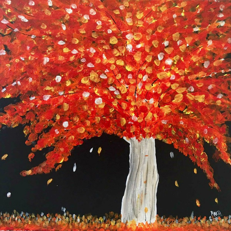 Flaming Fiery Fall - Image 0