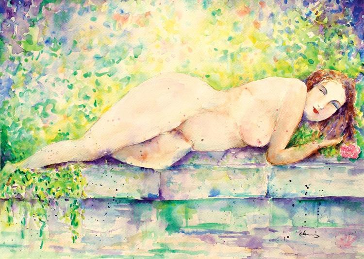 Sleeping Beauty Female Model - Image 0