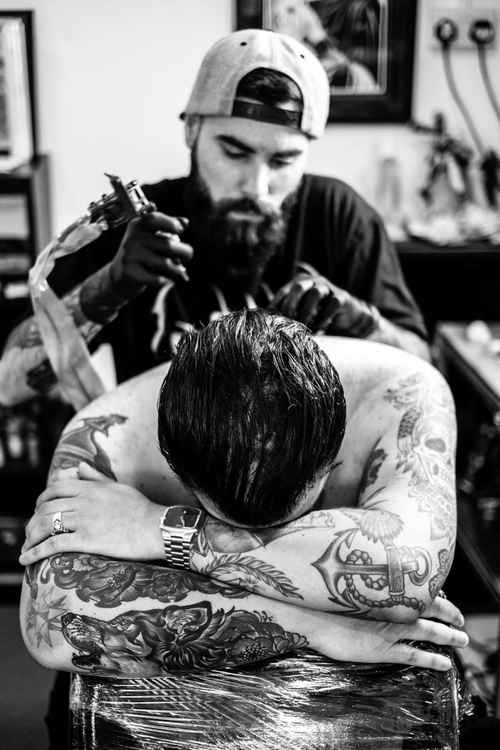 Tattoo Parlor -