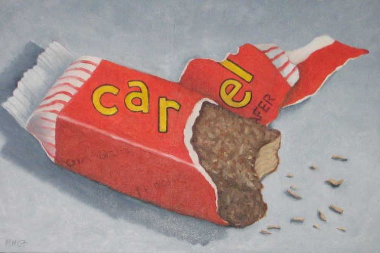 Caramel Log 2 - Image 0