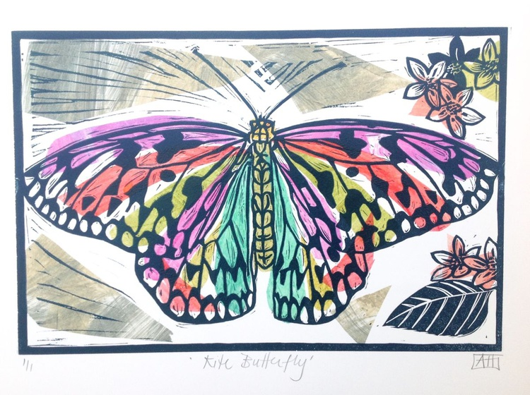Kite Butterfly - Image 0