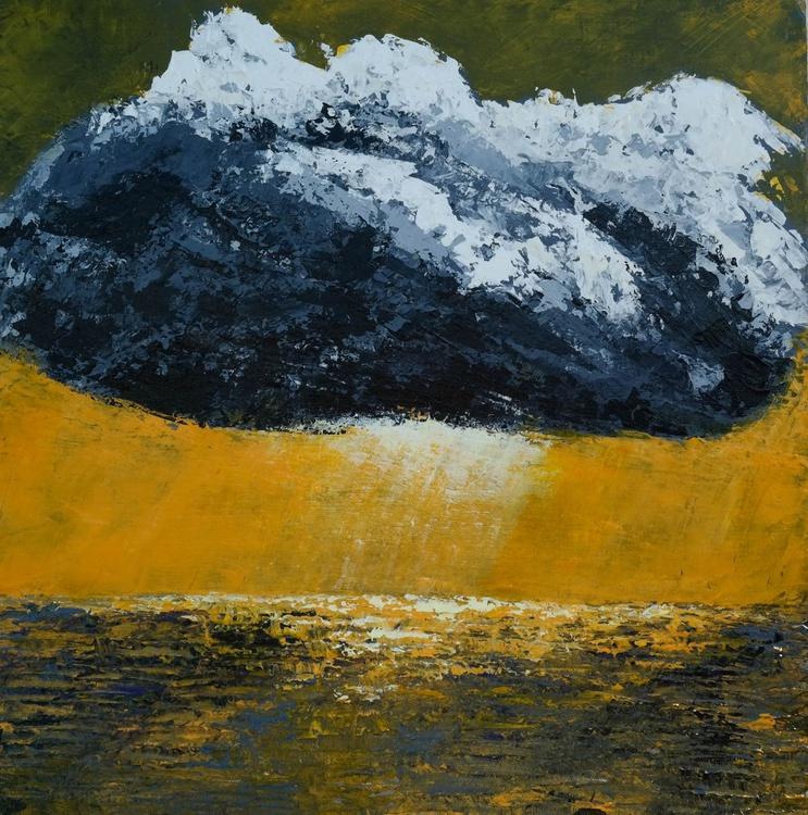 Cloud Atlas Edition - Orange Sea - Image 0