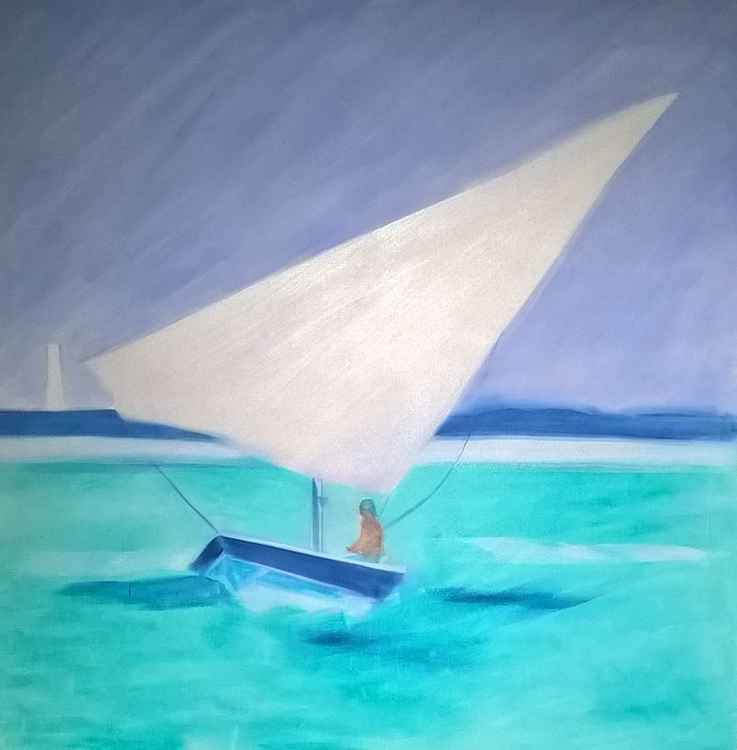 Distant Dhow -