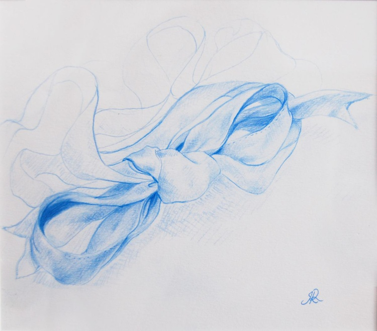 The Blue Bow - Image 0