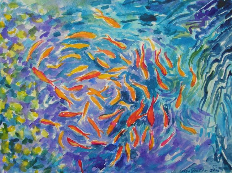 School of fish - Image 0