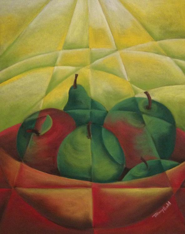 Contemporary Fruit Bowl - Image 0