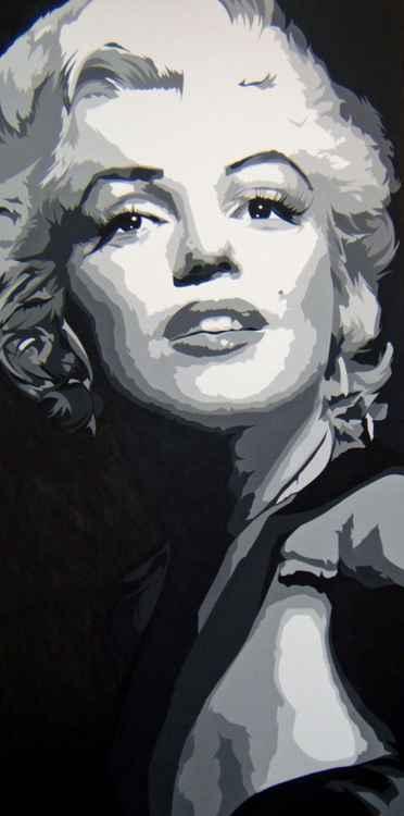 Marilyn-Blonde Icon -