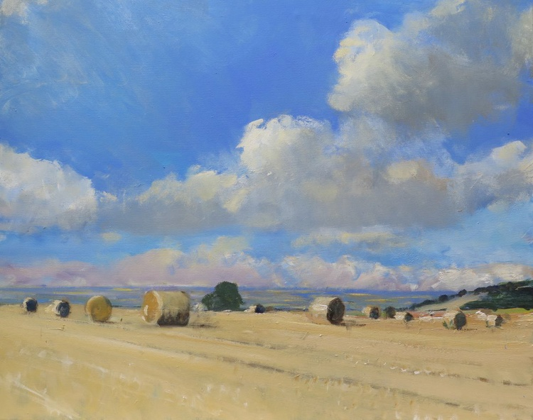 View from the Yorkshire Wolds. - Image 0