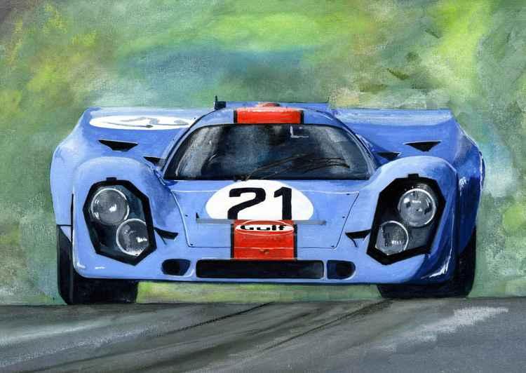 Porsche 917 -