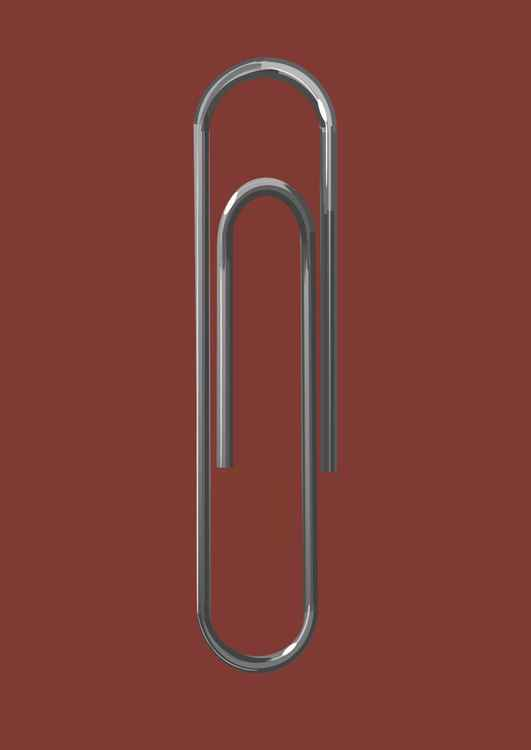 Things Overlooked / PAPER CLIP -