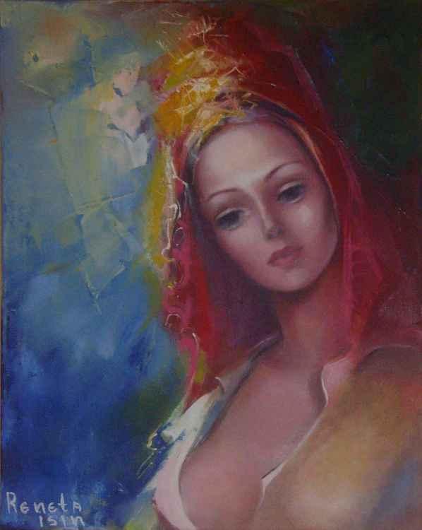 Woman - 40 x 50cm