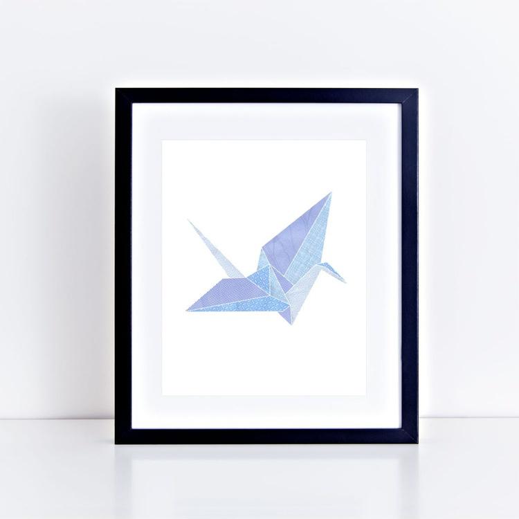 origami crane - Image 0