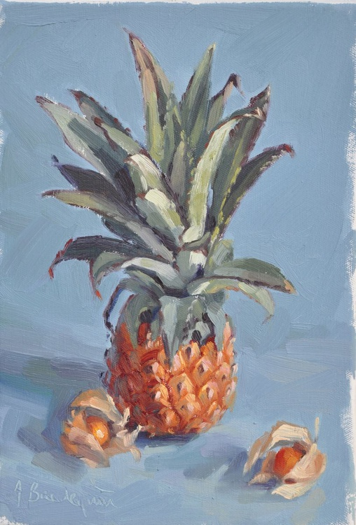 Pineapple and physalis - Image 0