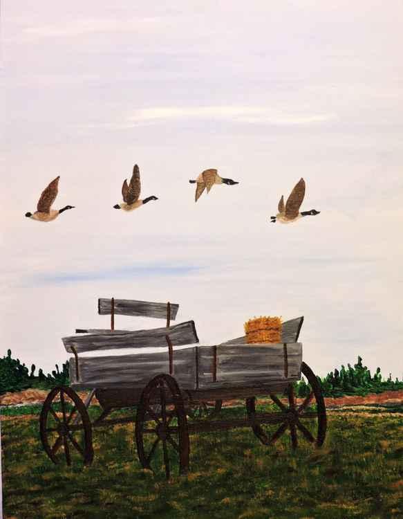 Prairie Flight -