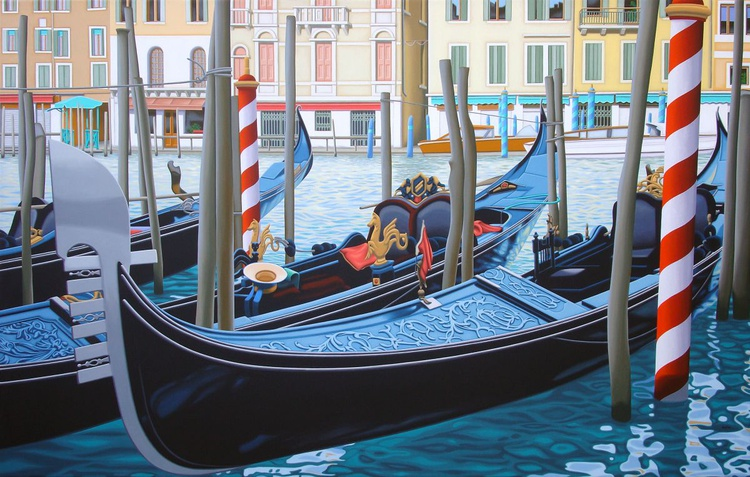 The Gondolier's Hat - Image 0