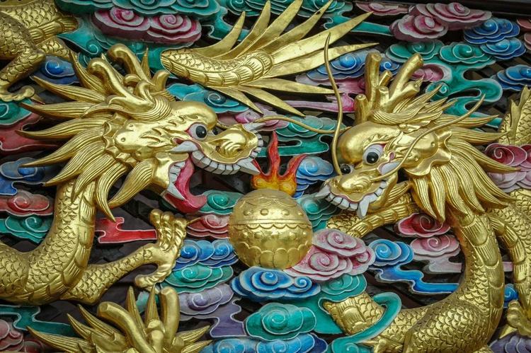Chinese dragoon - Image 0