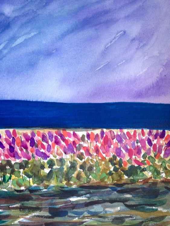 Sea flowers -