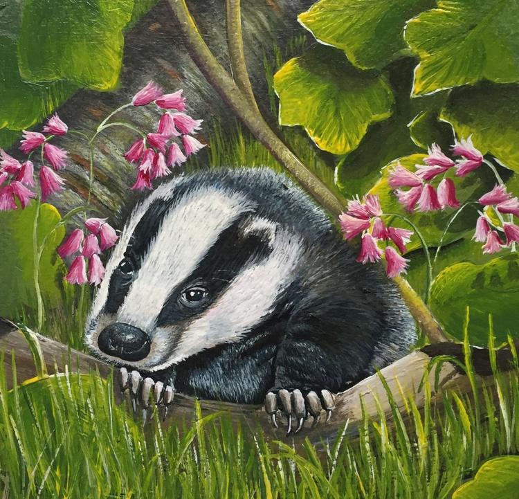 Bertie badger - Image 0