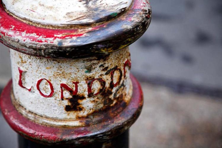 London Bollard - Image 0