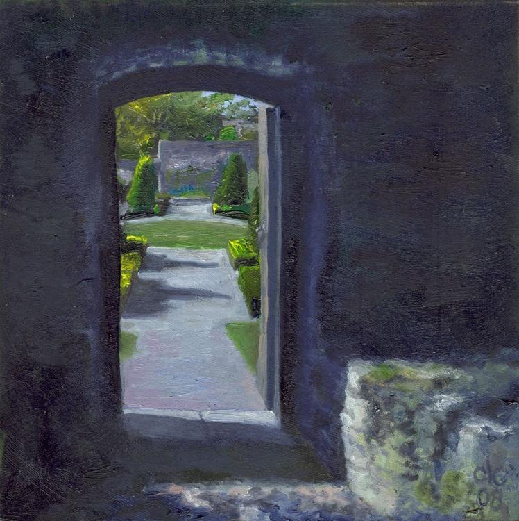 Aberglasney Arches 2 - Image 0