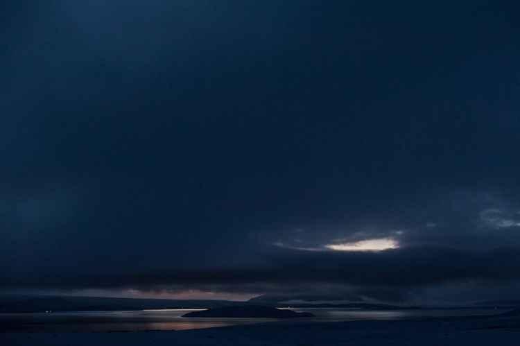Untitled - Iceland Landscape -
