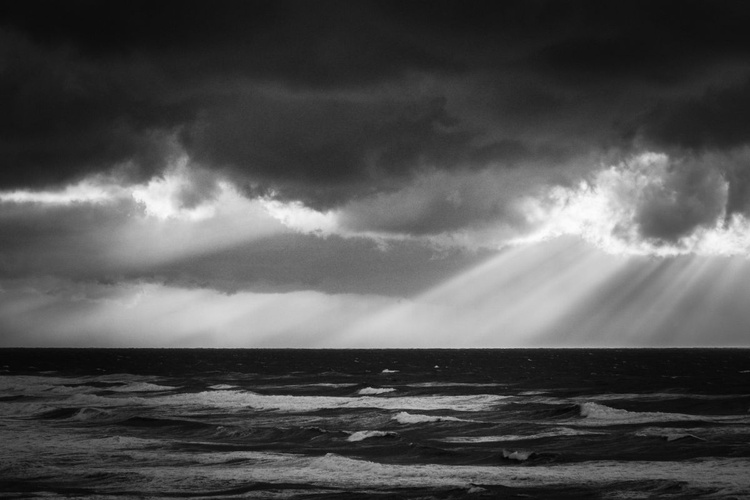 """""""Storm over the Mediterranean  2016  1"""" - Image 0"""
