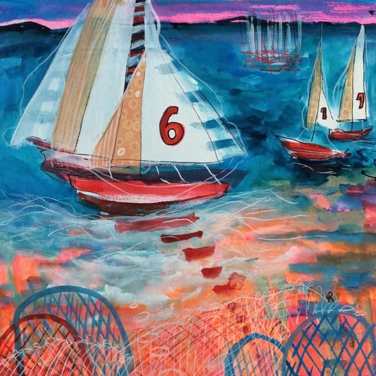 Sailing Past - Image 0