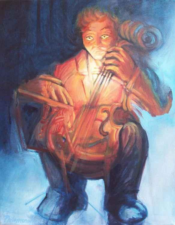 Heartbeat Cellist