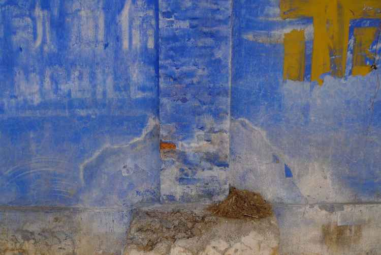 Blue Wall 1 -