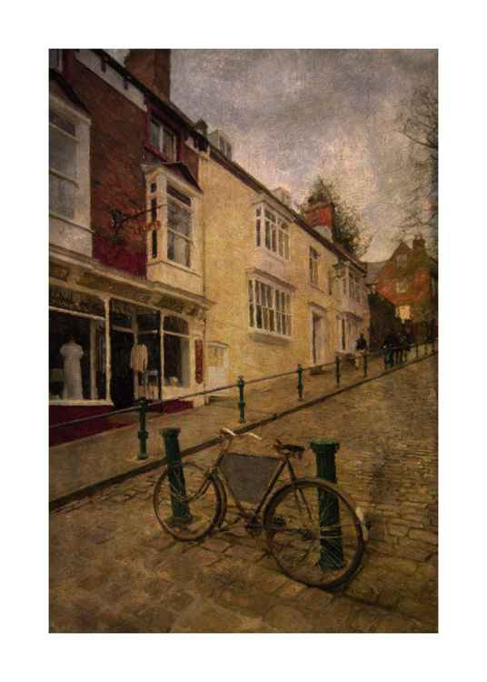 Steep Hill, Lincoln -
