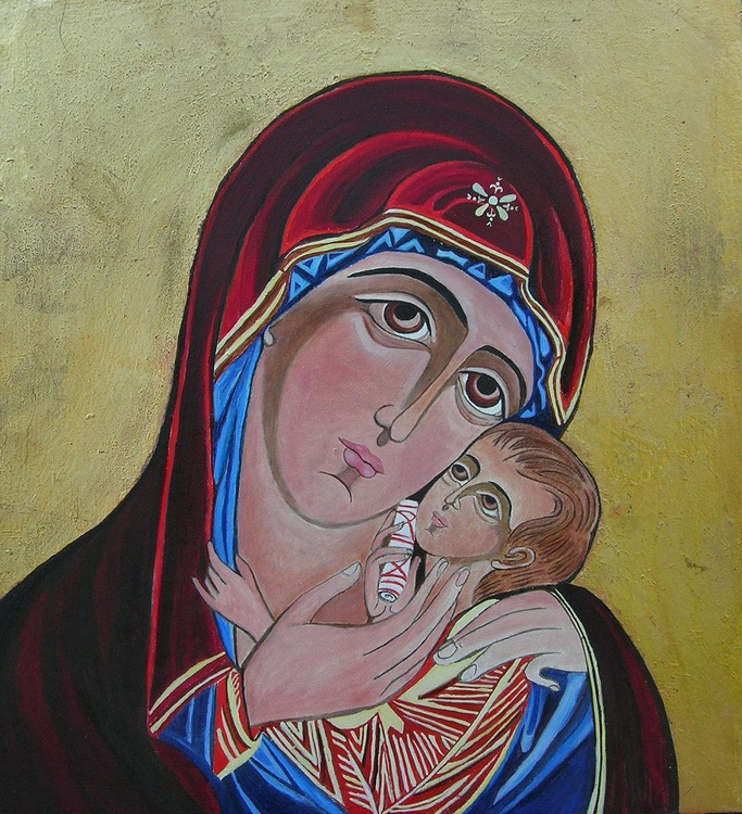 Madre di Dio di Cherson - Image 0