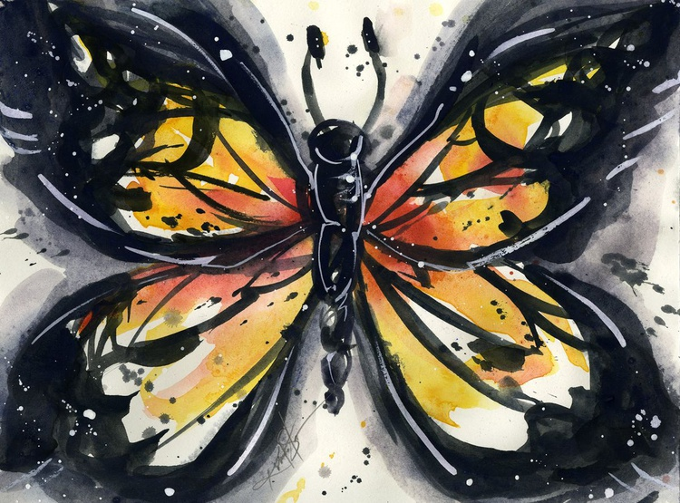 Butterfly Magic No. 5 - Image 0