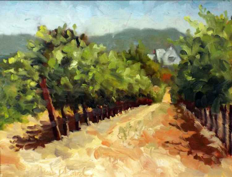 Summer Vines -